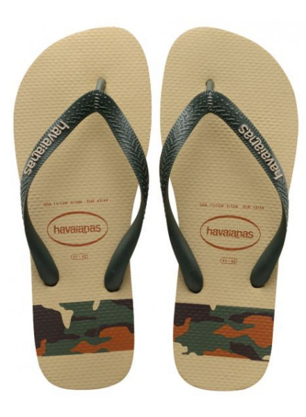 Chanclas Havaianas Top Stripes Logo