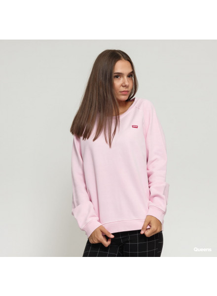Sudadera Levis Relaxed Graphic Pink