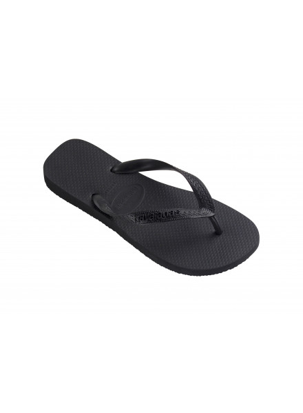 CHANCLA HAVAIANAS TOP BLACK 35/36