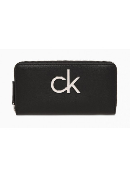 BILLETERO CALVIN KLEIN RE-LOCK ZIPAROUND