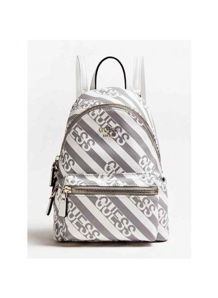 Mochila Guess Leeza Grey Multi