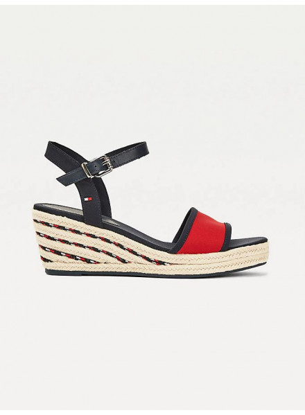 ZAPATO TOMMY HILFIGER MID WEDGE