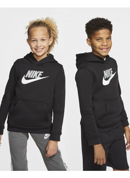 SUDADERA NIKE CLUB FLEECE BIG KID