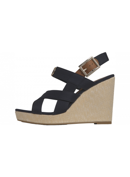 ZAPATO TOMMY HILFIGER HIGH WEDGE