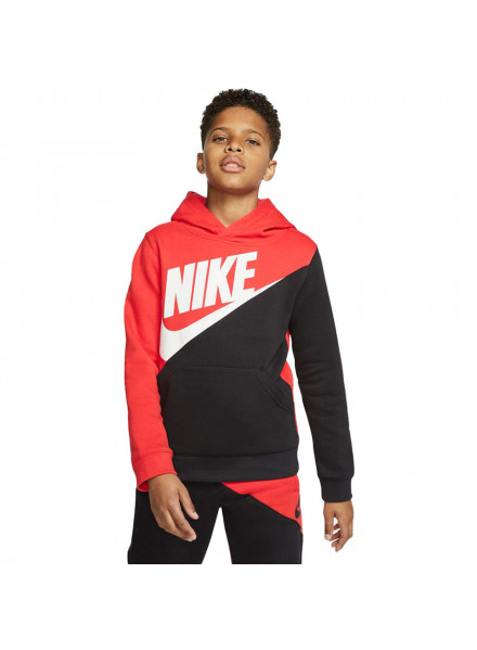 SUDADERA NIKE BIG KIDS BOYS