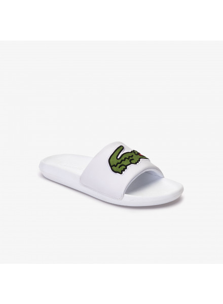 CHANCLA LACOSTE CROCO SLIDE 319