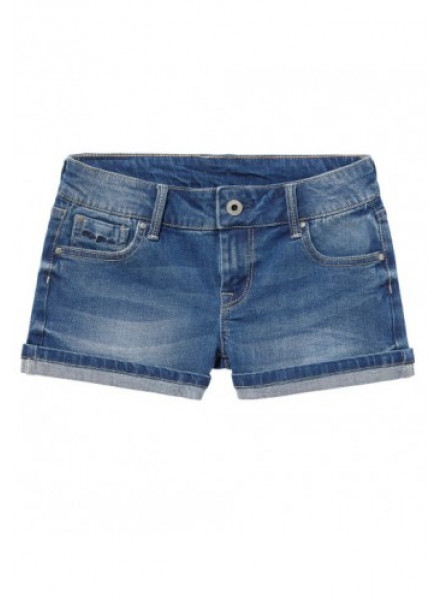 SHORT TEJANO PEPE JEANS PATTY