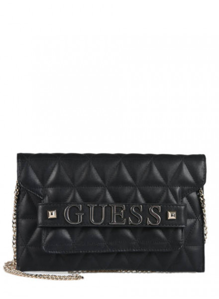 Bolso Guess Laiken Mini Crossbody Black