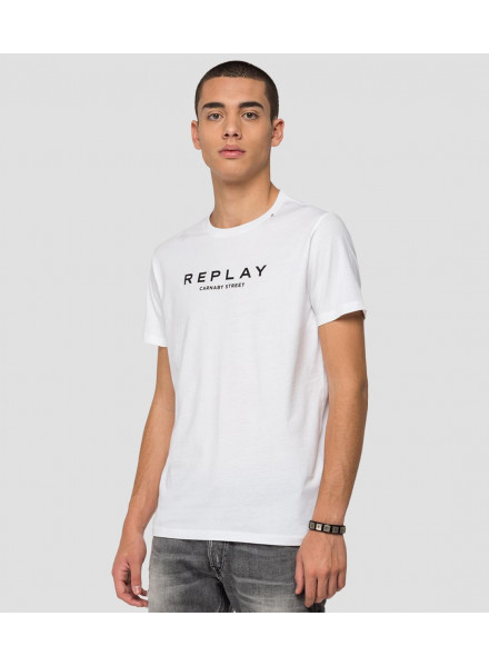 CAMISETA CARNABY REPLAY