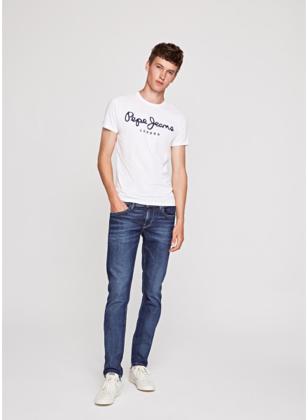 CAMISETA PEPE JEANS ORIGINAL STRETCH