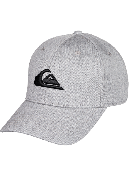GORRA QUIKSILVER DECADES GREY