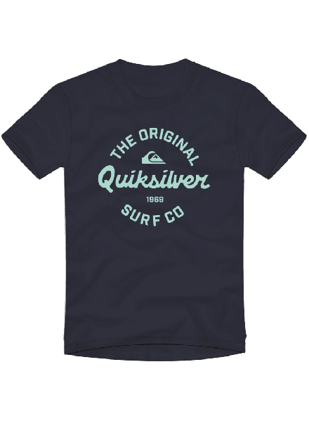 Camiseta Quiksilver Eye On The Storm