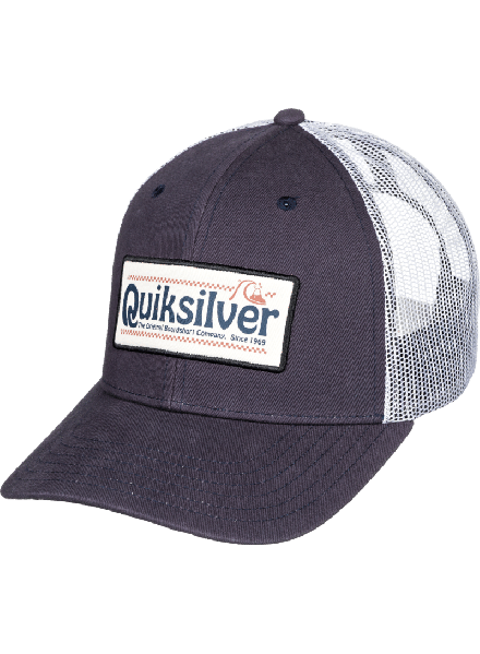 Gorra Quicksilver Big Rigger