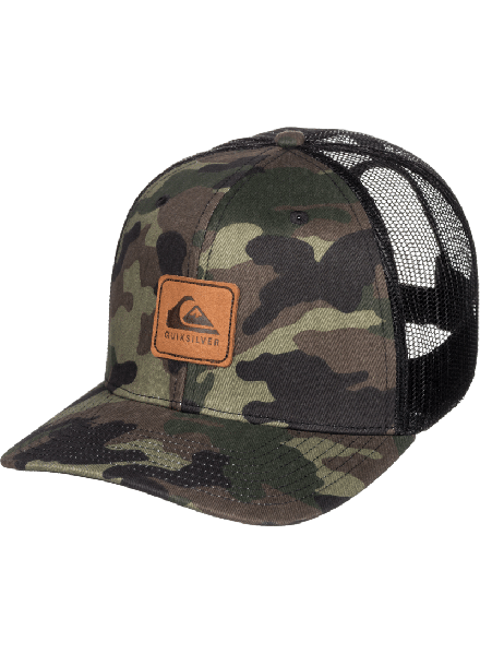 GORRA QUIKSILVER EASY DOES IT CAMO
