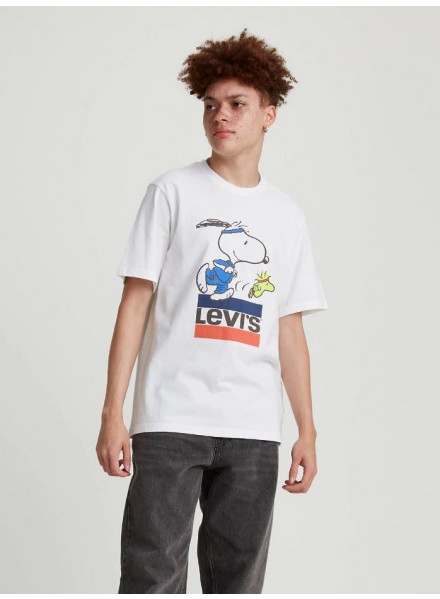 CAMISETA LEVIS SNOOPY RELAXED FITTE