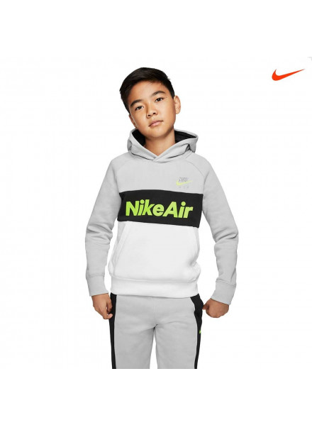 SUDADERA NIKE AIR BIG KIDS BOYS