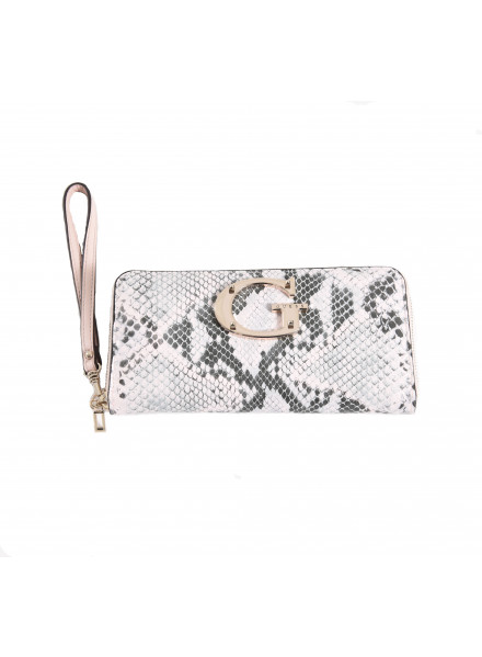 Billetero Guess Camila Slg Large Python Multi