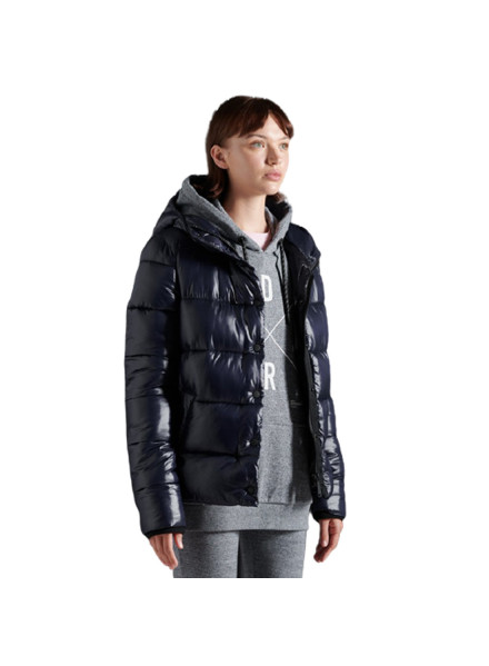 CHAQUETA SUPERDRY HIGH SHINE TOYA