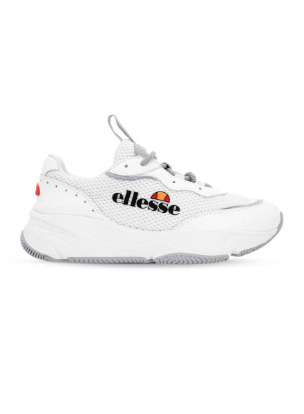 Zapatillas Ellese Massello Text Af Wht