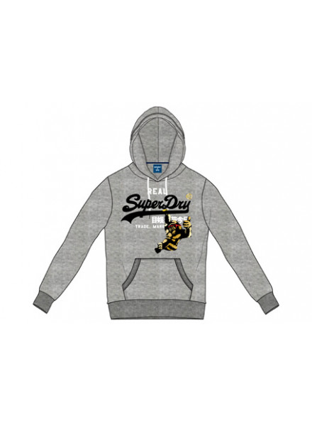 SUDADERA SUPERDRY NYC PHOTO HOOD