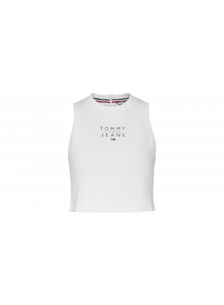 CAMISETA TOMMY HILFIGER LOGO HEAVYWEIGHT