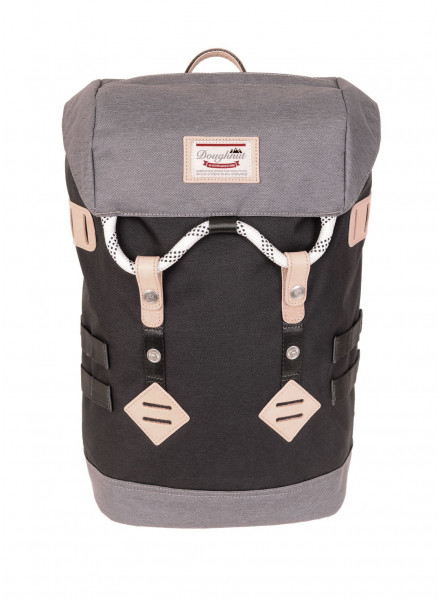 Mochila Doughnut Colorado Small Black X Grey