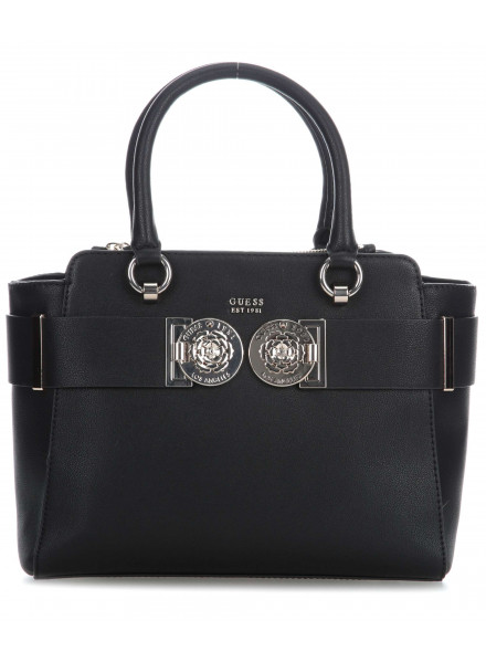 Bolso Guess Carina Society Black