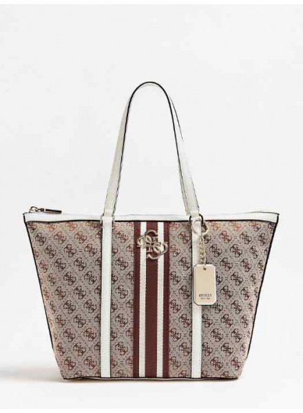 Bolso Guess Guess Vintage Tote White