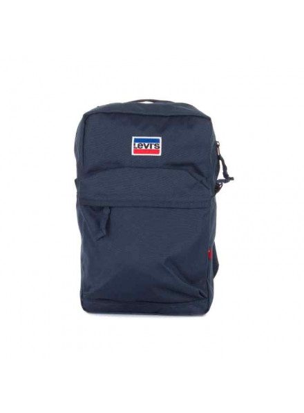 Mochila Levis Mini Pack Polyester Navy Blue