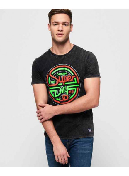 Camiseta Superdry Acid Graphics