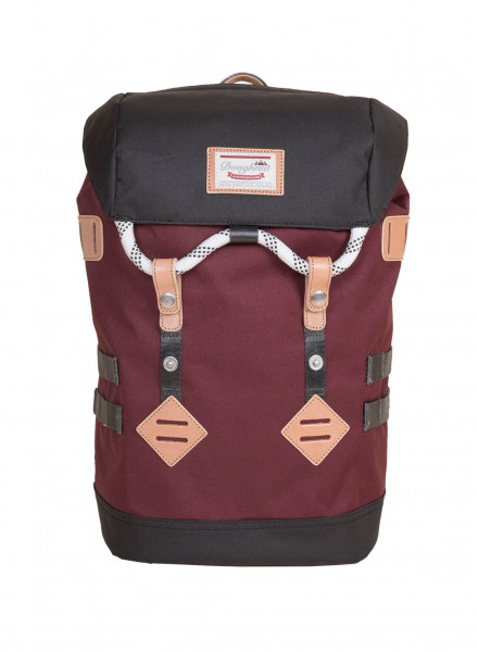 Mochila Doughnut Colorado Small Wine X Charcoal