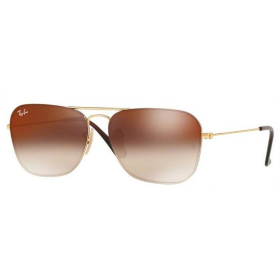 RAYBAN RB3603 GOLD T.56