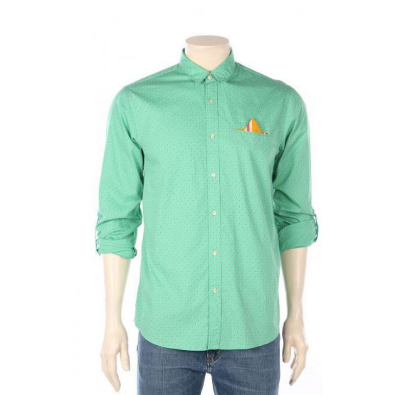 CAMISA SCHOTCH & SODA FIXED POCHET HOME