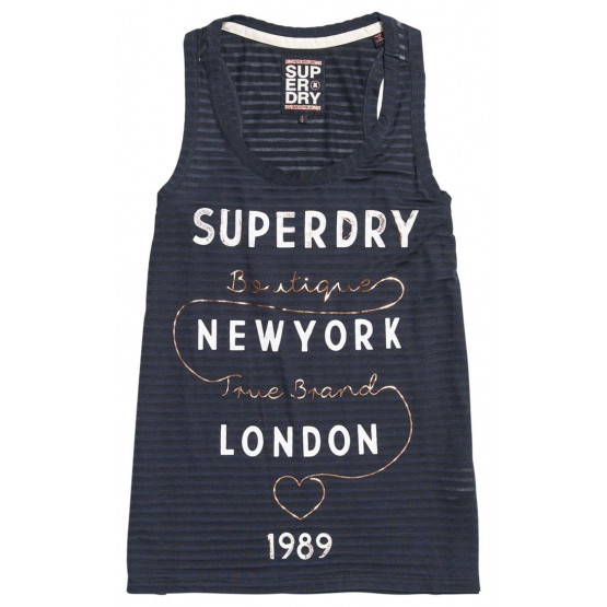 SAMARRETA SUPERDRY TRUE BRAND ECLIPSE NAVY DONA