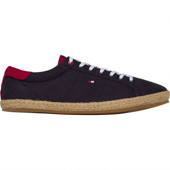 SABATES TOMMY HILFIGER LACE UP MIDNIGHT HOME