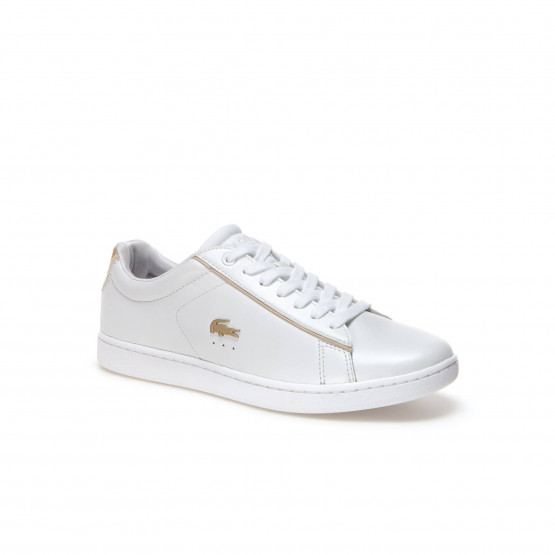 SABATILLES LACOSTE CARNABY EVO 118 6 BLANQUES DONA